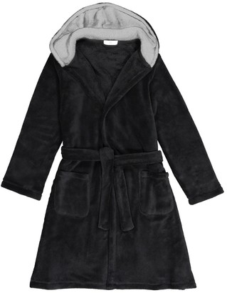 La Redoute Collections Hooded Bathrobe, 10-18 Years