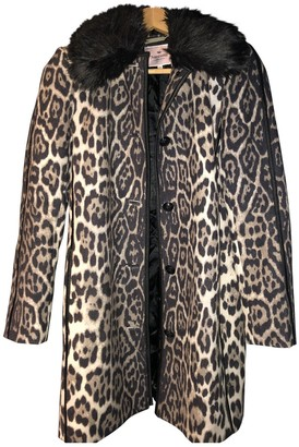 Juicy Couture Multicolour Wool Coats
