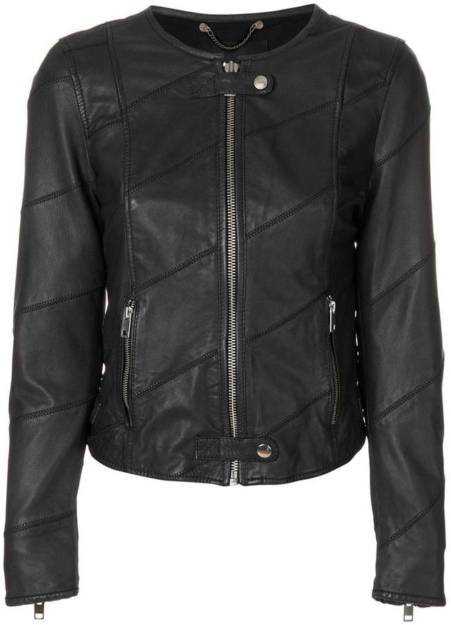 Diesel front zipped jacket