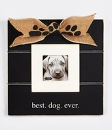 Mud Pie Mud Puppy Collection Best Dog Ever Frame