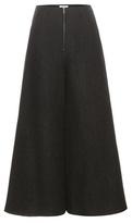 Rosie Assoulin Wide-leg wool trousers