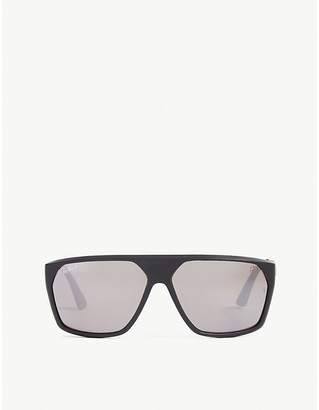 Ray-Ban RB4309 square-frame sunglasses