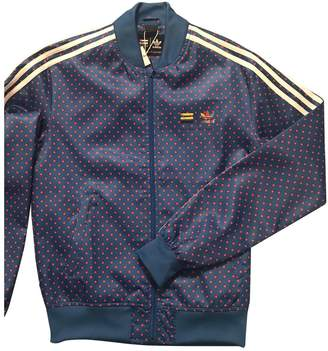 Pharrell Adidas X Williams Blue Jacket for Women
