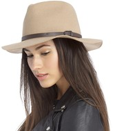 Sole Society Wool Panama Hat