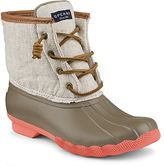 Sperry Saltwater Hemp Duck Boot