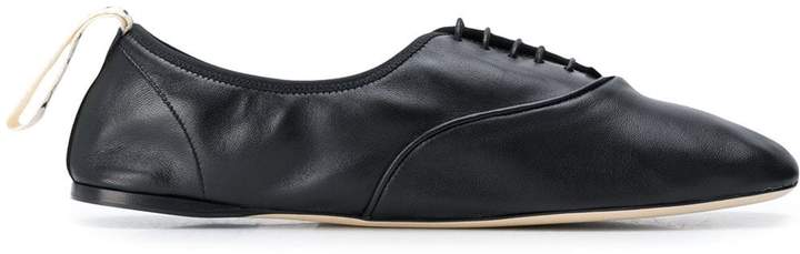 Loewe Derby lace-up shoes