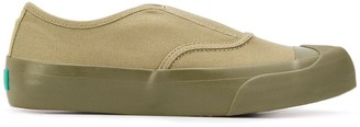 YMC Flat Laceless Sneakers