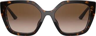Prada Pr 24xs Havana Sunglasses