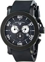 Swiss Legend Men's 30465-BB-01-WA Cyclone Analog Display Swiss Quartz Watch