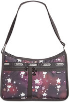 Le Sport Sac Peanuts Collection Deluxe Everyday Bag