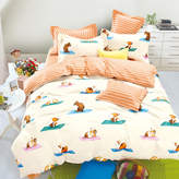 Hamster Dreamaker Kid's Printed Egyptian Cotton Quilt Cover Set