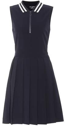 Tory Sport Pleated golf dress