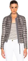 Moncler Blen Jacket in Gray.