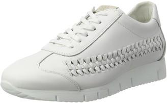 Bullboxer Women's Sneaker Trainers White (White Whit) 38