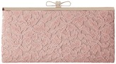Jessica McClintock Laura Lace Frame Clutch Clutch Handbags
