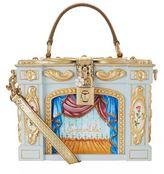 Dolce & Gabbana Cenerentola Padlock Top Handle Bag