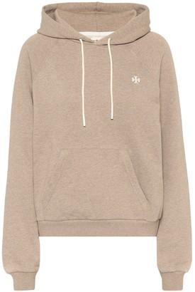 Tory Sport Logo cotton hoodie