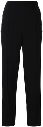 Rag & Bone Contrasting Side Panel Trousers