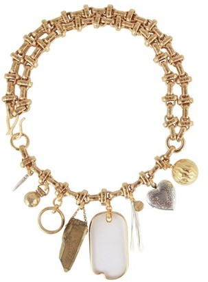 Gas Bijoux Lucky charms Necklace