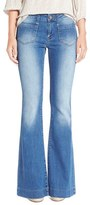 Mavi Jeans Women's 'Pia' Stretch Flare Leg Jeans