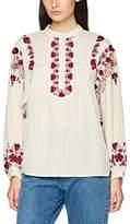 Antik Batik Women's WEGGEE1BLO Long-Sleeved Top,8 (XS)