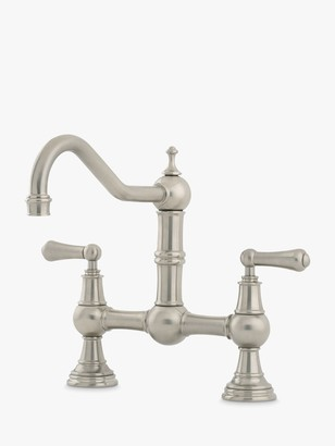 Perrin & Rowe Provenence 4751 2 Hole Deck Bridge Mixer Kitchen Tap