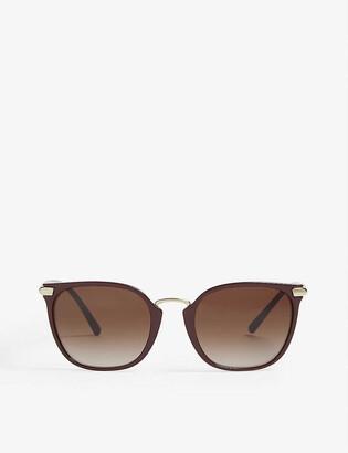 Burberry Cat-eye frame sunglasses