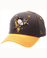 Zephyr Pittsburgh Penguins Anchorage Snapback Cap