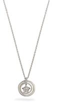 Versace Double-circle Medusa necklace