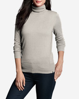 Eddie Bauer Women's Christine Turtleneck Sweater