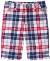 Crazy 8 Plaid Chino Shorts