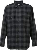 Saint Laurent classic checked shirt