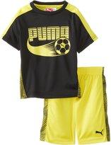 Puma Little Boys' Toddler Soccer Set