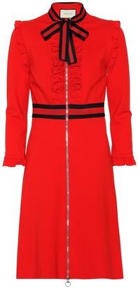 Gucci CrApe-jersey dress