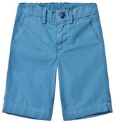 Dolce & Gabbana Light Blue Chino Shorts