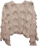 Stella Jean White Cotton Top for Women