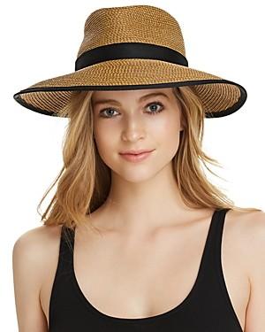 Eric Javits Sun Crest Packable Hat