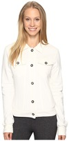 Hard Tail Fitted Jean Jacket Women's Coat
