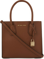 MICHAEL Michael Kors Mercer medium leather cross-body bag