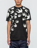 McQ by Alexander McQueen S/s Crew T-shirt
