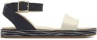 Clarks Botanic Ivy Leather Sandals