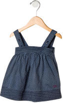 Little Marc Jacobs Girls' Patterned Sleeveless Top