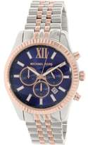 Michael Kors Men's MK8412 Lexington stainless-steel Watch, 45mm