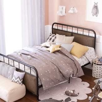Tieast Upholstered Platform Bed Ebern Designs Size: Queen