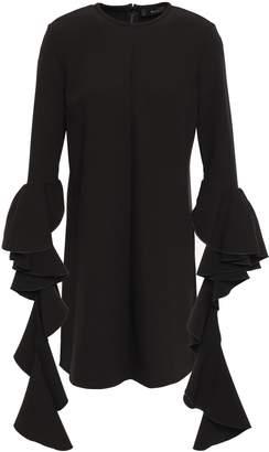 Ellery Kilkenny Ruffle-trimmed Crepe Mini Dress