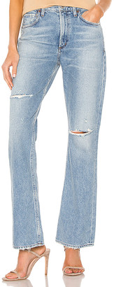 Citizens of Humanity Libby Relaxed Bootcut. - size 24 (also