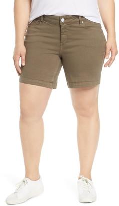 SLINK Jeans High Waist Shorts