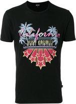 Just Cavalli graphic print T-shirt - men - Cotton - L