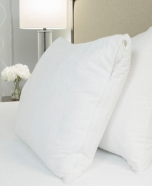 Protect A Bed Protect-a-Bed Queen Premium Cotton Terry Pillow Protector