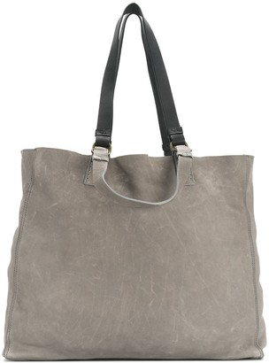 Officine Creative Classic Shoulder Tote Bag
